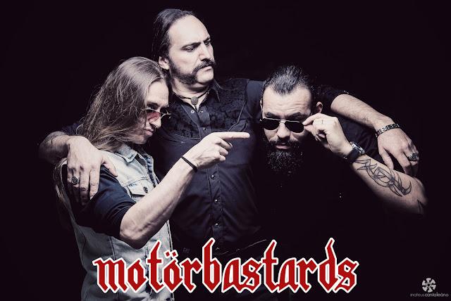 """Motörbastards: banda anuncia single """"Nightmare"""" e divulga teaser oficial do mesmo"""