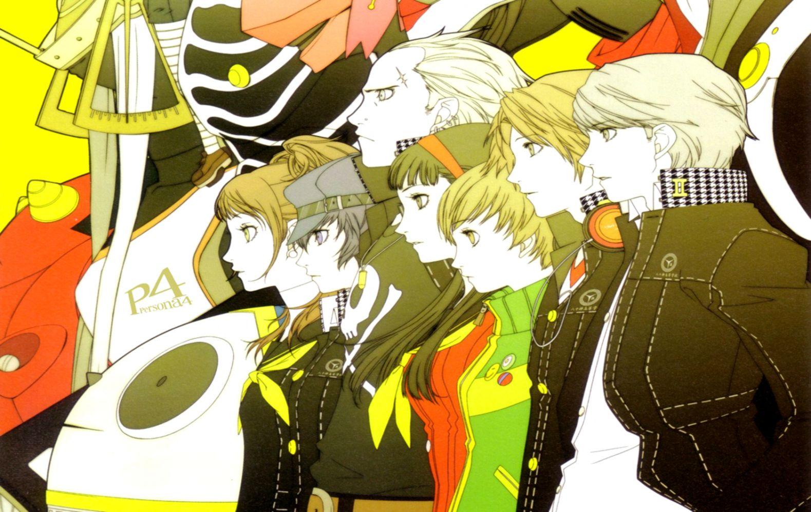 Persona 4 Wallpaper Hd Wallpapers Genius