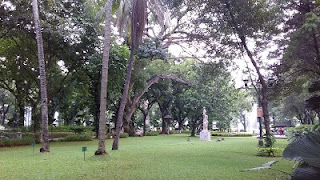 Taman Suropati, Solusi Liburan Tahun Baru Bagi Warga Jakarta
