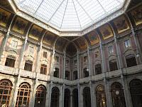 Oporto Palacio de la Bolsa Patio