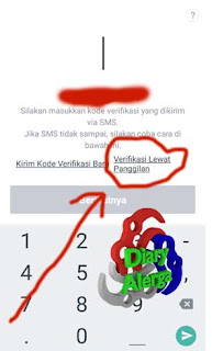 verifikasi via telephone whatsapp