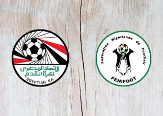 اون لاين مشاهدة مباراة مصر والنيجر بث مباشر 23-03-2019 تصفيات كاس امم افريقيا اليوم بدون تقطيع