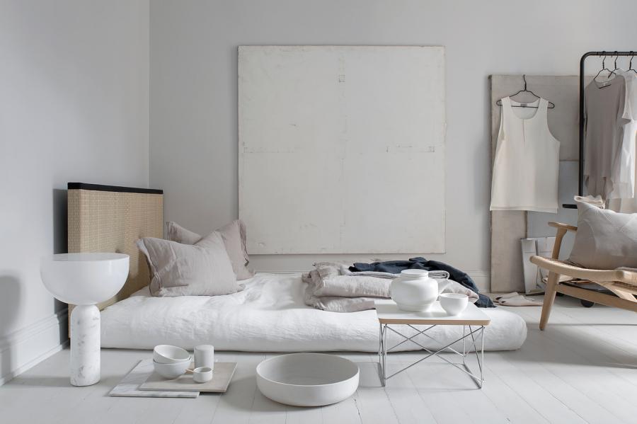 Naturalne elementy w mieszkaniu | Cleo-inspire