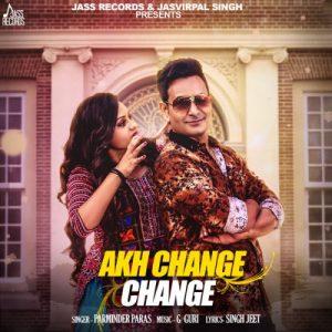 Akh Change Change Punjabi