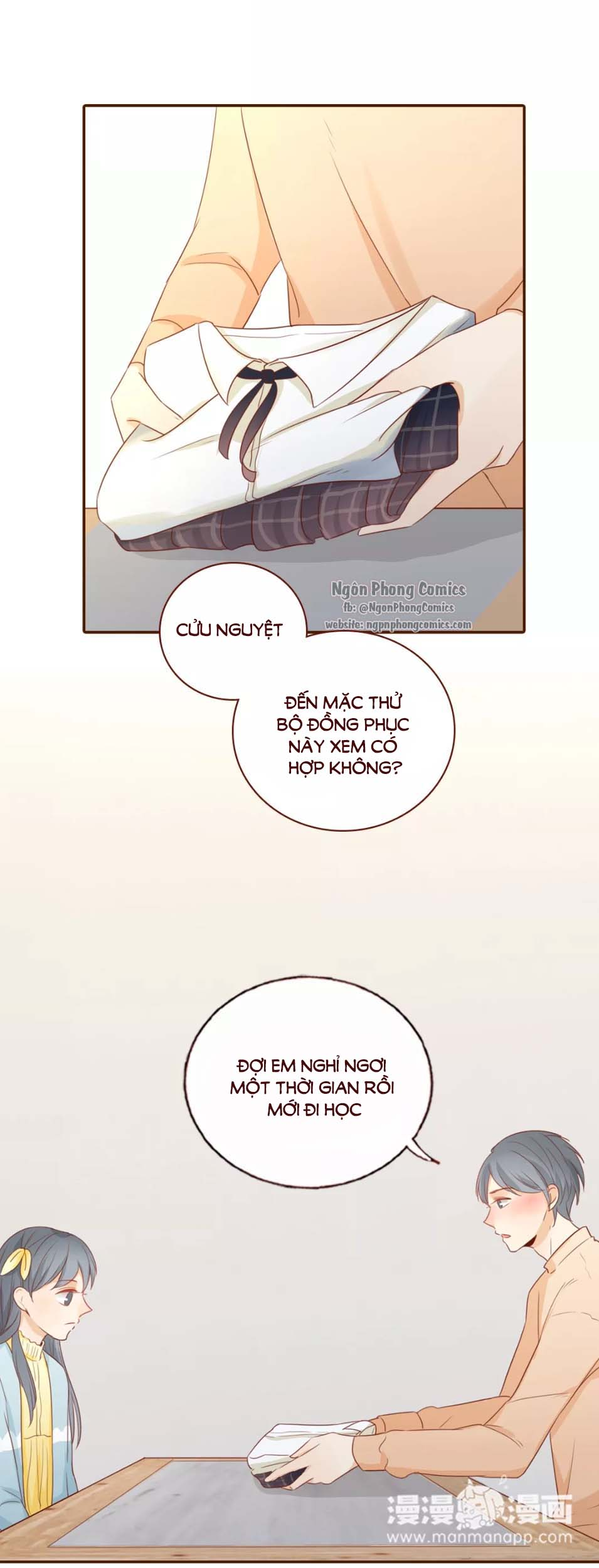 Trái Tim Bí Ẩn Chapter 68 - Truyenmoi.xyz