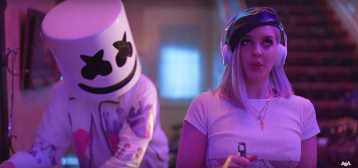 Friendzone Anthem 'friends' Marshmello Ft Annemaria