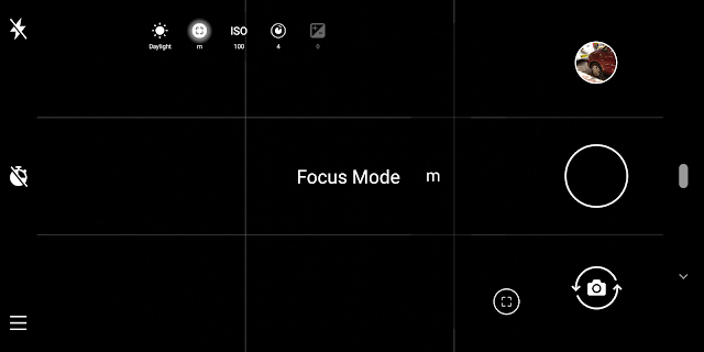 Nokia Pro Camera Manual Focus
