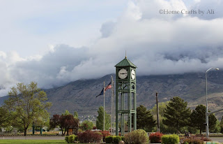 Clock Tower Pleasant Grove Utah