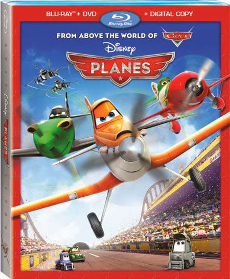 Planes (2013) BluRay 720p 700MB