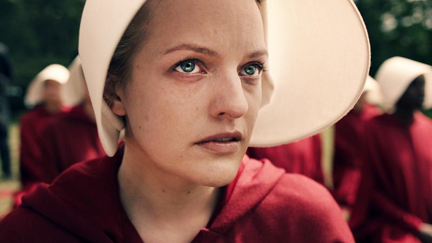 Elisabeth Moss  - The Handmaid's Tale - serie hbo