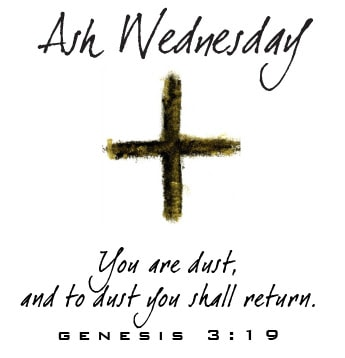 Ash Wednesday Images 1