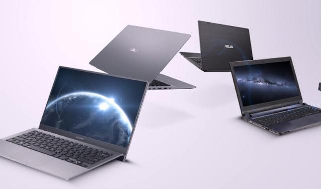 ASUS Memperkenalkan Dua Laptop ASUSPRO