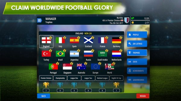 Championship Manager 17 Apk Unlocked All Players
