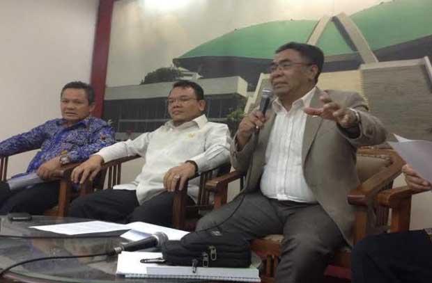 Ketua Panja BPIH Komisi VIII DPR Sodik Mudjahid
