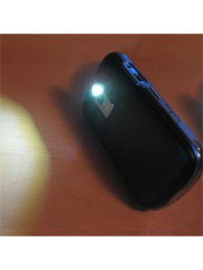 One Touch Flashlight App for BlackBerry