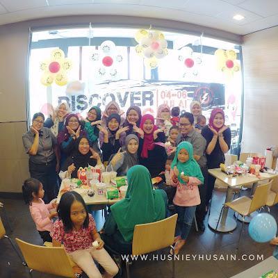 McDonald's Jalan Gambang | Fakta Menarik Mengenai Guest Experience Leader Yang Berumur 50an. Jom Lihat Fakta Menarik ini!