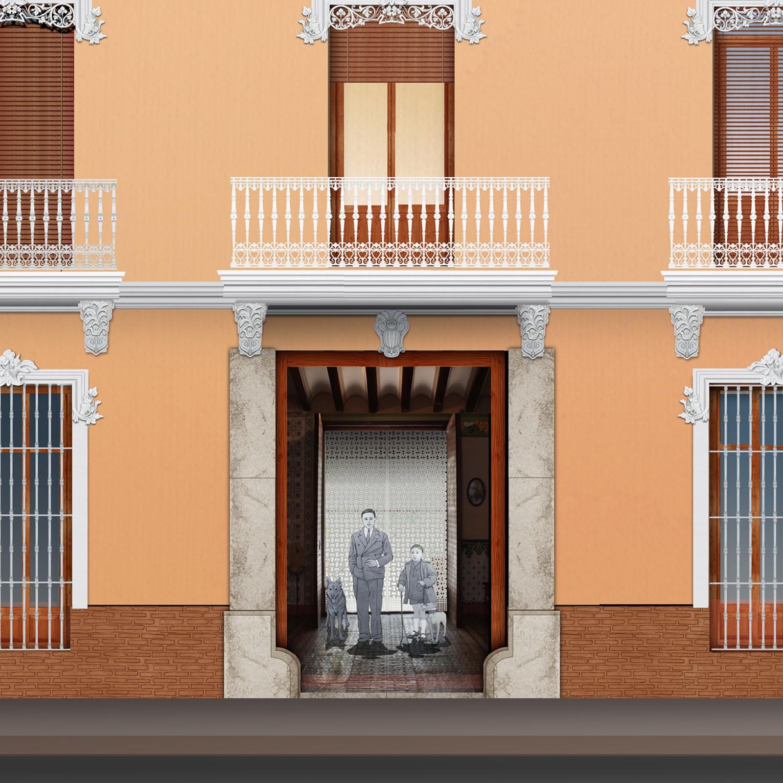 entrada carros, museo Torrente