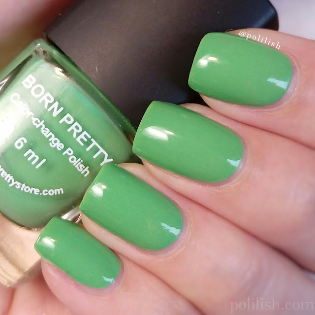 Born Pretty Store thermal color changing polish 101 | polilish