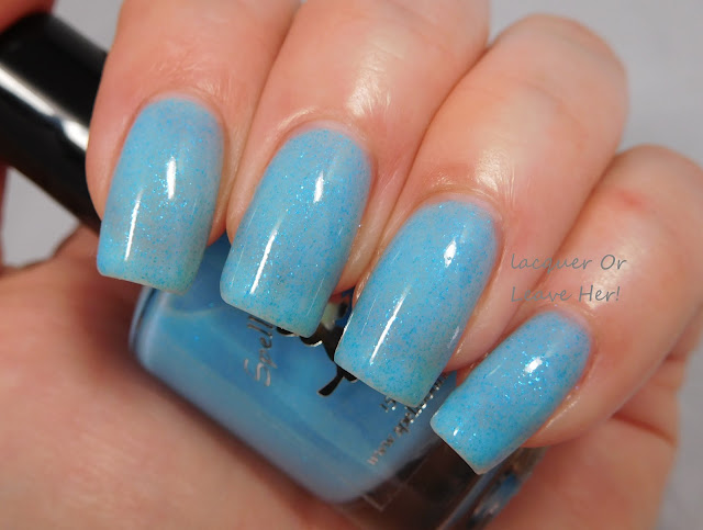 Spellbound Nails Rain Check