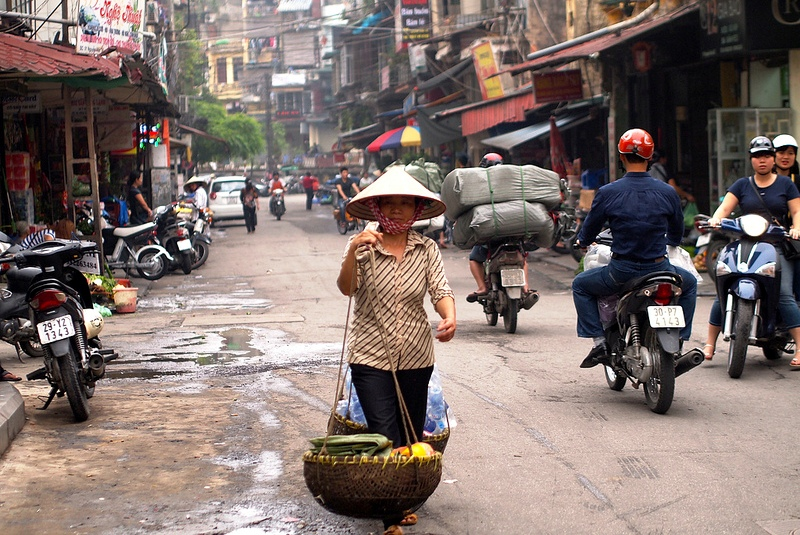 Best things to do hanoi old quarter