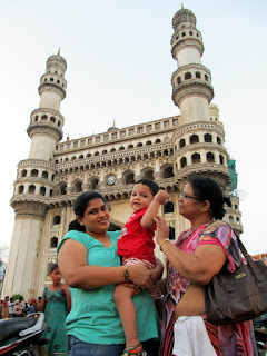 Charminar - Beautiful history lost in times and people - Hyderabad - 5 out of 5 - Yogesh Goel