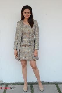 Actress Rakul Preet Singh Latest Picture Gallery in Short Dress  0197.JPG