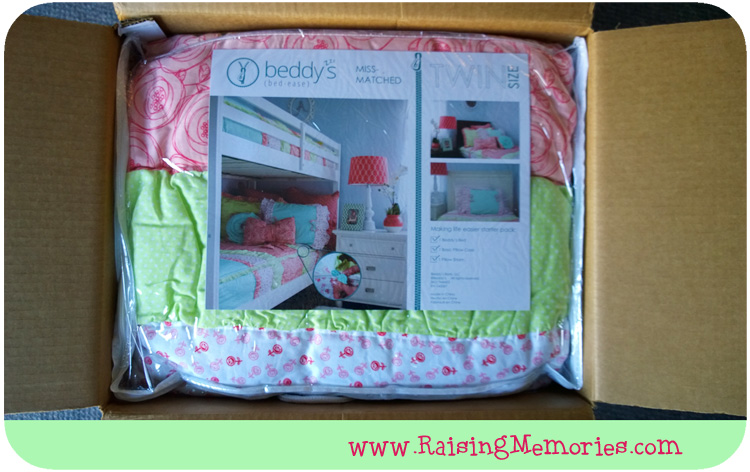 Beddy's Perfectly Mismatched Bedding Review