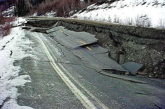 Medição e previsão de terremotos