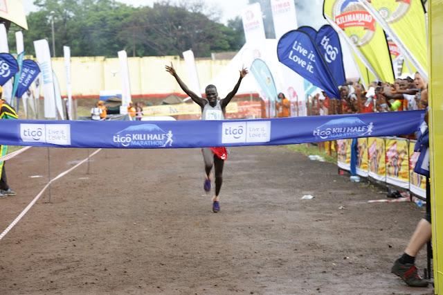 Mbio za Tigo Kili Half Marathon zafana mjini Moshi, mkoani Kilimanjaro