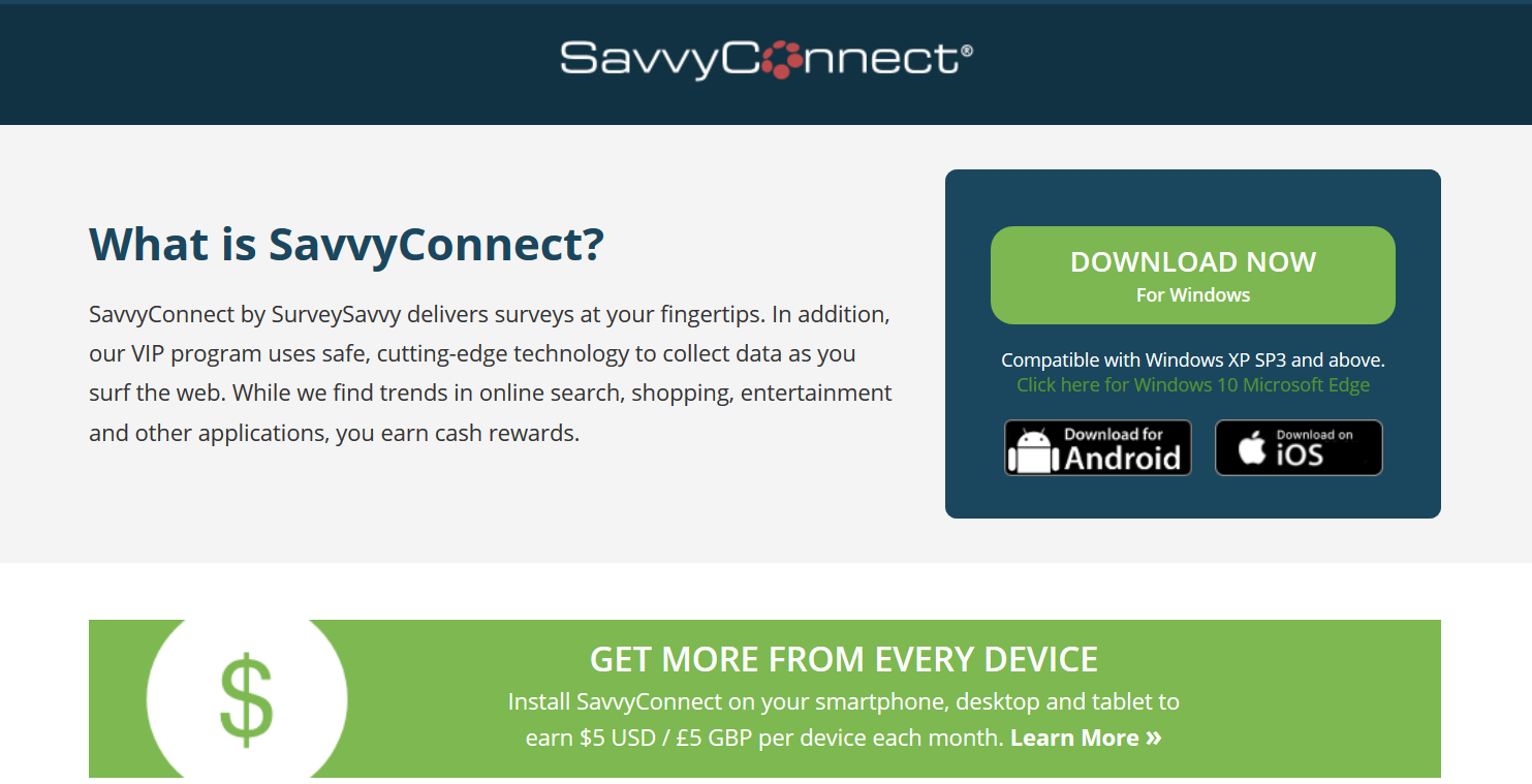 Savvy Connect