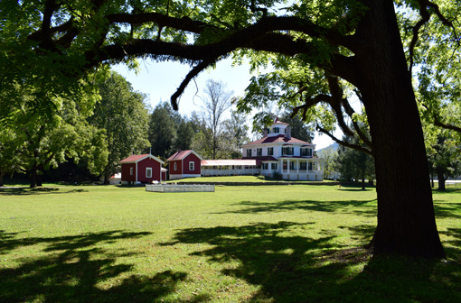 Hardman Farm State Historic Site | Photo: Travis S. Taylor