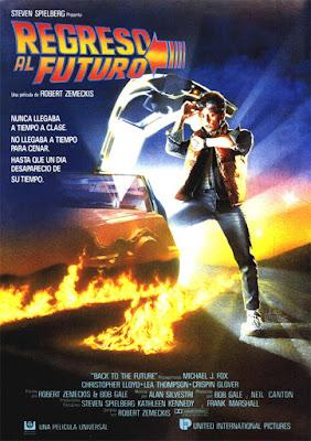Regreso al Futuro - Cartel