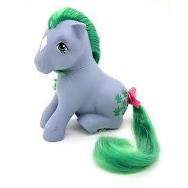 MLP Seashell Year Two Int. Earth Ponies I G1 Pony