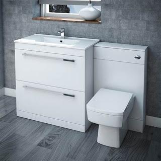 Bathrooms cupboards for higher bogs