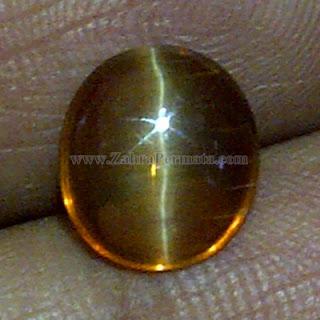 Batu Permata Opal Cat Eye - ZP 996