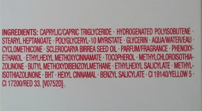 Clarins Pure Melt Cleansing Gel: ingredientes