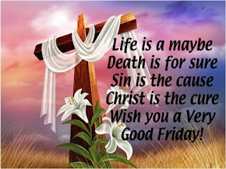 Good Friday Messages HD