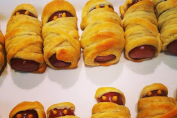 Mummy Hot Dogs for Perfect Halloween