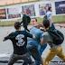Jovens são agredidos por extremistas de esquerda no Museu Nacional após serem confundidos com membros do MBL