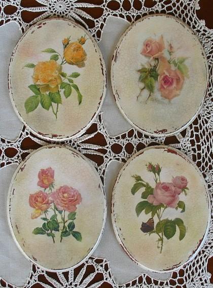 Тарелки декоративные своими руками
