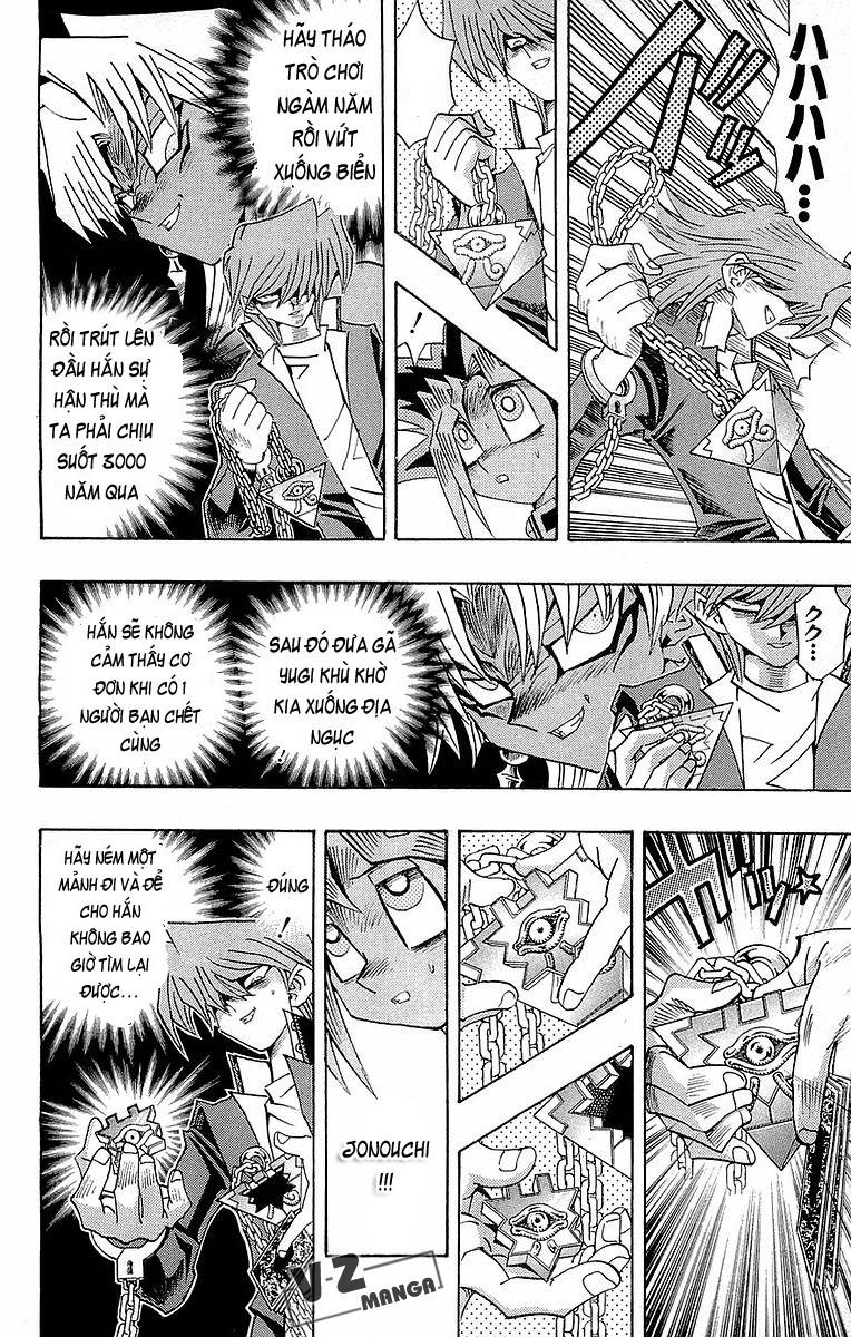 YUGI-OH! chap 196 - món bảo vật quan trọng trang 6
