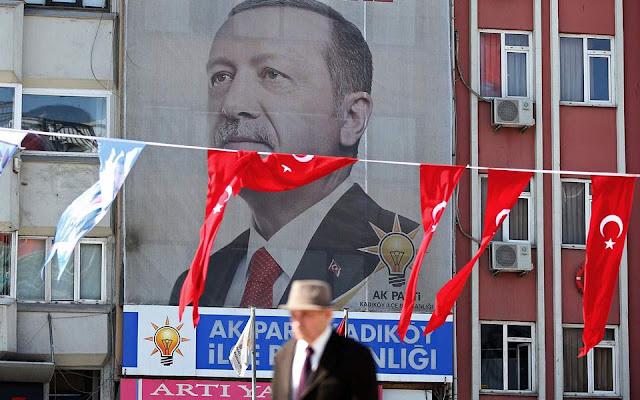 Η Τουρκία κατηγορεί τη Γερμανία για «δημοκρατικό έλλειμμα»