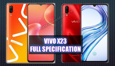 Vivo X23 price and launch date