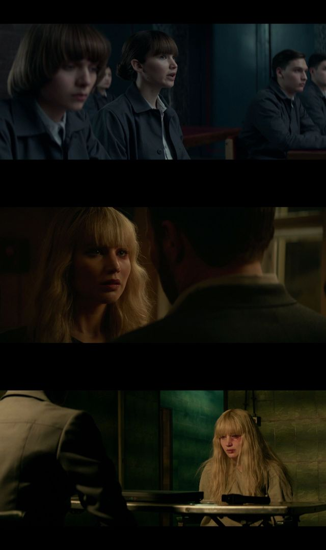 Operación Red Sparrow (2018) HD 1080p y 720p Latino