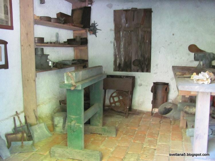 etnološka zbirka, Kozje
