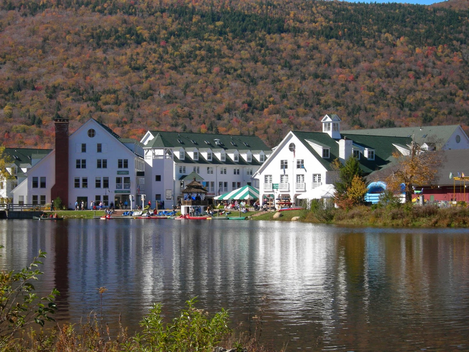 Waterville Valley in New Hampshire Fall Events