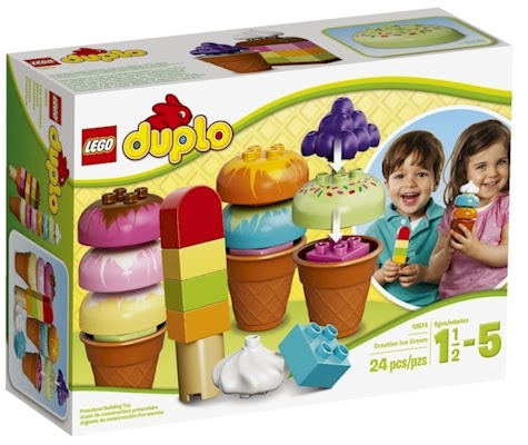 Daily Cheapskate Very Highly Rated Lego Duplo Creative Play