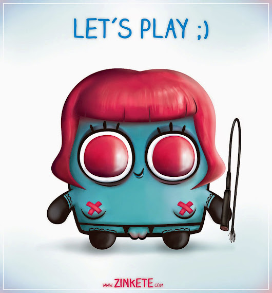 zink design: Let´s play ;)