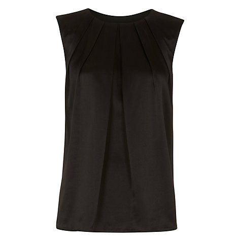 Bruce by Bruce Oldfield Scoop Neck Sleeveless Top