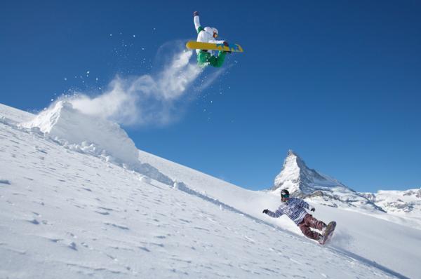 التزلج على الجليد